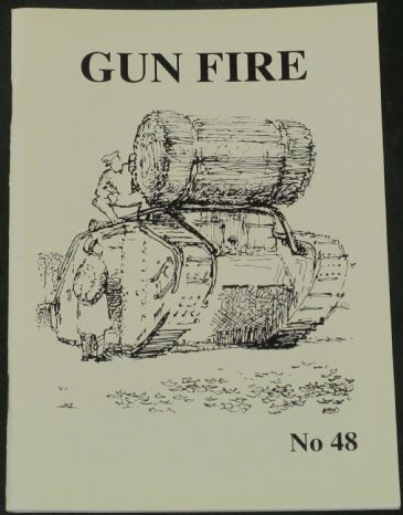 Gun Fire (Number 48), edited by A.J. Peacock